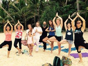 7 días transformador retiro de meditación y yoga en Filipinas