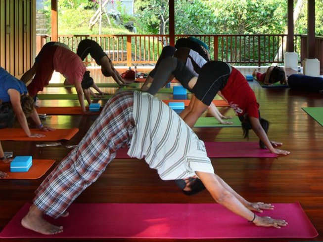 7 Days Eight Limbs of Yoga Retreat in Bali