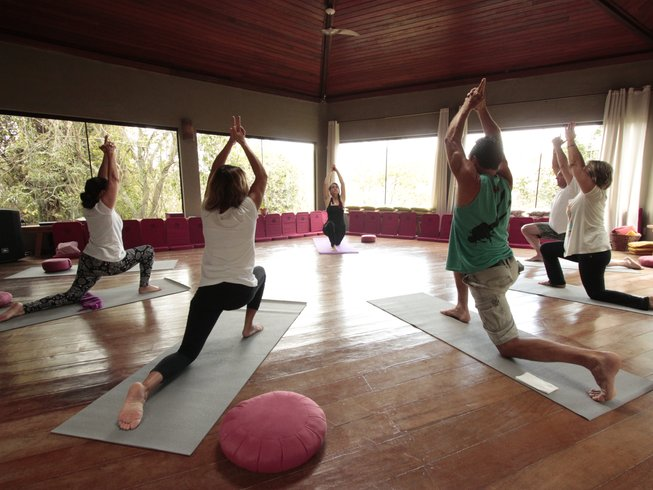 5 días vacaciones de meditación y yoga en Búzios, Brasil