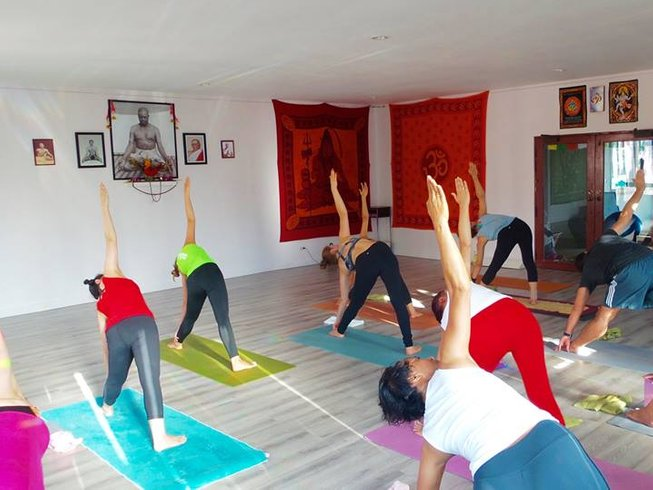 15 Days Anti-Aging and Yoga Retreat Thailand