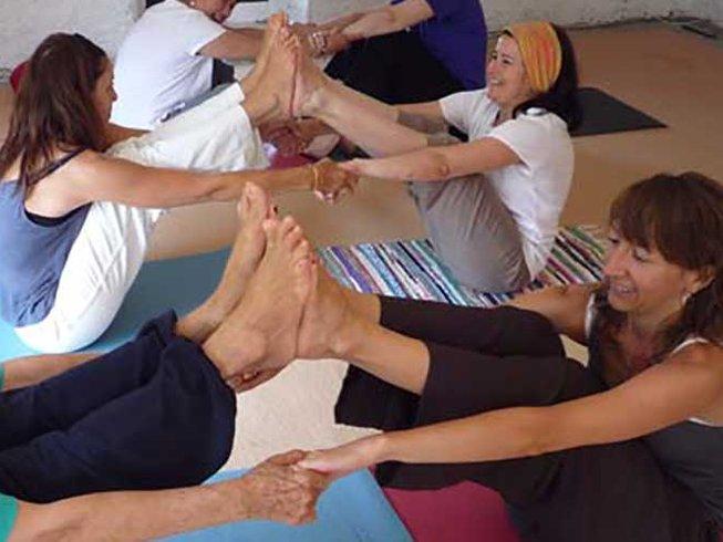 5 días retiro de yoga en el País Vasco, España