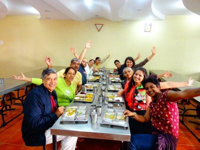 7 Days International Yoga Retreat in India