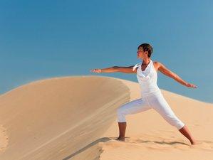 8 Day Desert Yoga Retreat in Dahab