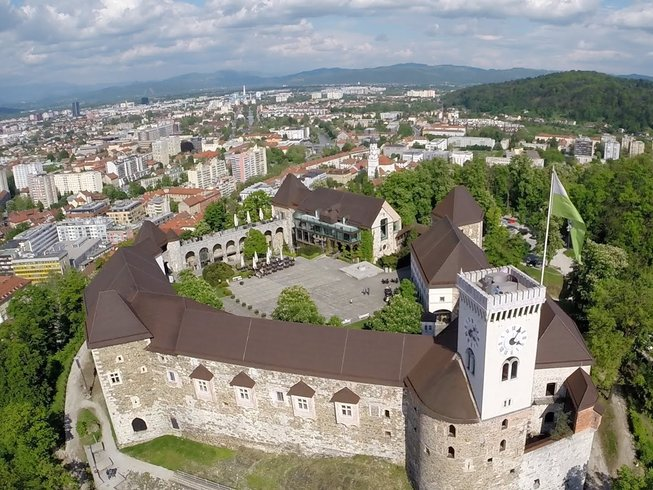 3 Days Ljubljana Gourmet City Break Holiday