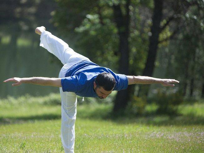 5 Days Spring Getaway Yoga Retreat in California