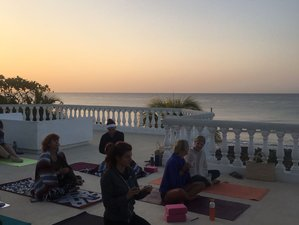 7 Days Reconnecting to Wholeness - Yoga Retreat with Yinet Gonzales in Tulum Feb 24 - Mar 1, 2020