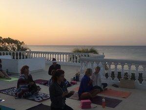 7 Days New Year's Manifestation Yoga and Pilates Retreat near Tulum, Mexico with Yuuki Luna