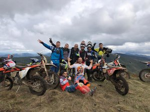 5 Day Guided Standard Tour: See the Beauty of Bulgaria Enduro Motorcycle Tour