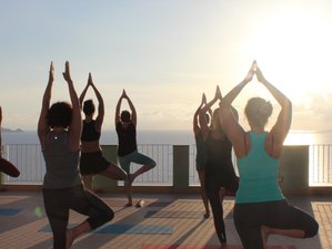 8 Tage Yoga Retreat in Salema an der Algarve, Portugal