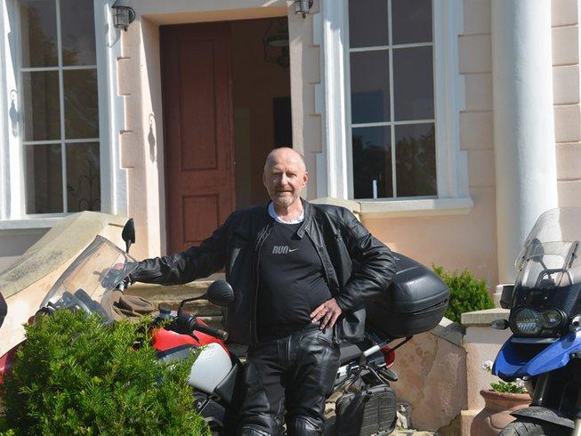 8 Days BMW Motorcycle Tour Romania