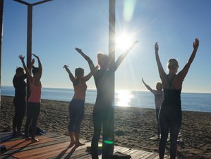 3 Days Adventure Yoga Holiday in Malaga, Spain