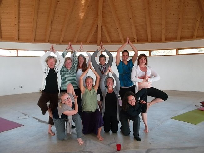 7 Days Yoga Holiday Retreat in Salema, Portugal