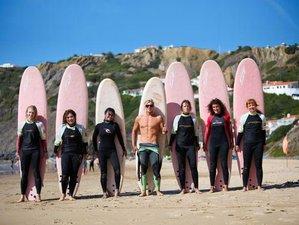 4 Tage Deluxe Surf und Yoga Urlaub für alle Niveaus in Kapstadt, Südafrika