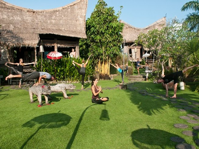 8 Days Deepen Your Yoga Practice Retreat in Bali, Indonesia
