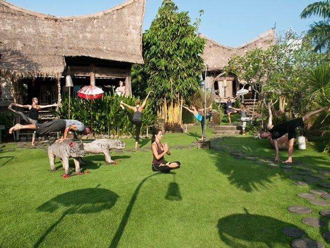 8 días retiro de yoga para profundizar tu práctica en Bali, Indonesia