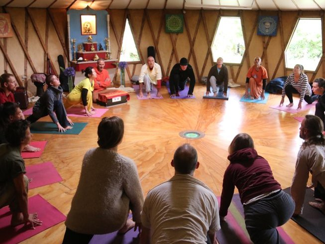 7 Tage Integral Hatha Yoga Retreat in Takaka, Neuseeland