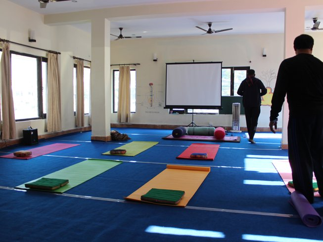 60 Days 500-Hours Traditional Yoga Teacher Training in India