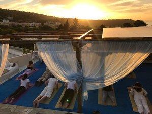 7-Daagse Ayurveda en Bhakti Yoga Opleiding in Aegina, Griekenland