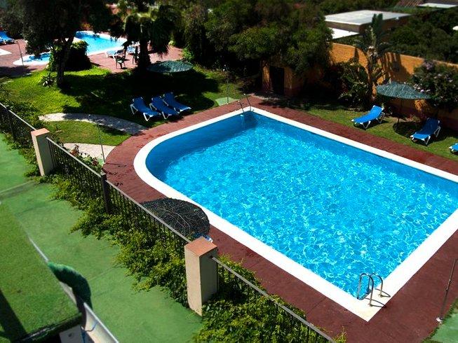 6 Tage Strand und Kirtan Yoga Urlaub in Cádiz, Spanien