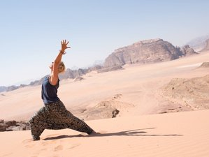 7 Tag Private Luxuriöse Yoga Tour Rundreise in Jordanien