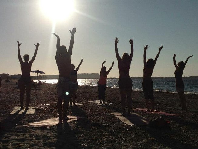 8 Days Yoga and Cooking Vacations in Sardinia, Italy