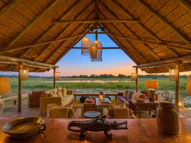 10 Days Photography Moremi and Chobe Safari in Botswana