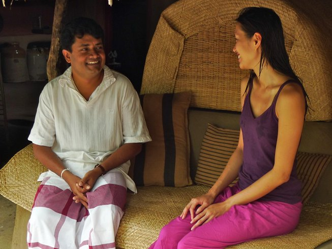 15-Daagse Hatha Flow Yoga Retraite in Sri Lanka