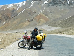 13 Days Guided Motorcycle Tour India and Bhutan