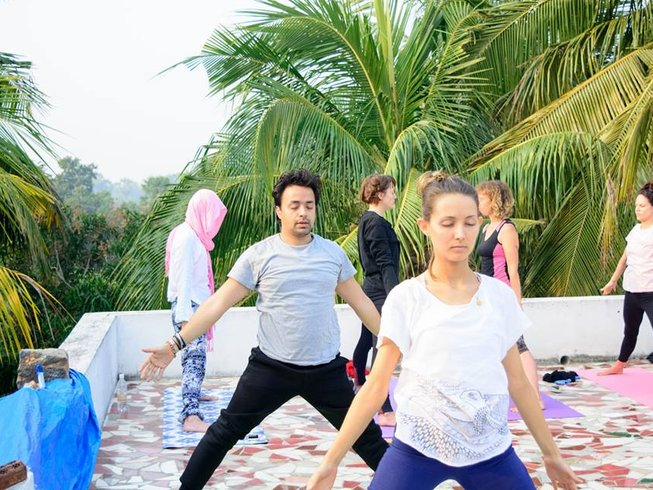 21 Days 200-Hour Yoga Teacher Training in India