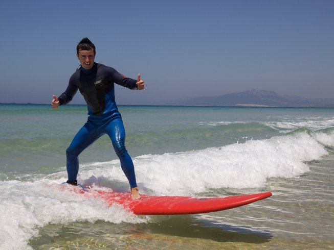 7 Days Adventure Surf Camp Tarifa, Andalusia, Spain