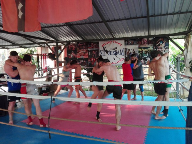 7 Days Authentic Muay Thai Camp in Thailand