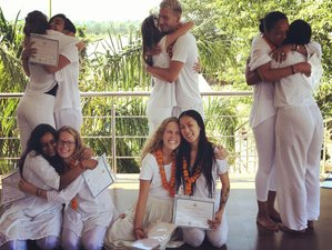 28 Days 200 hrs Hatha, Vinyasa & Ayurveda Yoga Teacher Training in Rishikesh, India