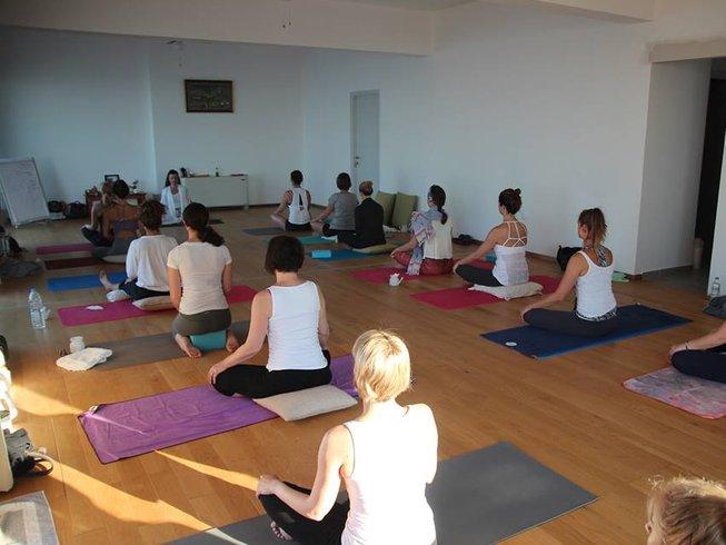 28-Daagse 200-urige Yoga Docentenopleiding in Griekenland