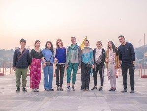 28 Days 200 Hours Traditional Ashtanga Yoga Yoga Teacher Training in Rishikesh, India