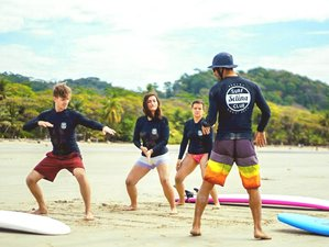 8 Day Surf and Cowork Package at Selina Surf Camp in Santa Teresa South