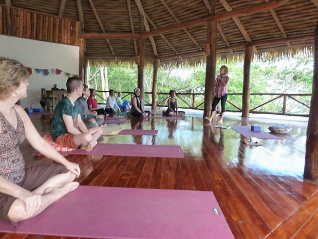 6 Days Yoga & Relaxing in Nature Retreat in Costa Rica
