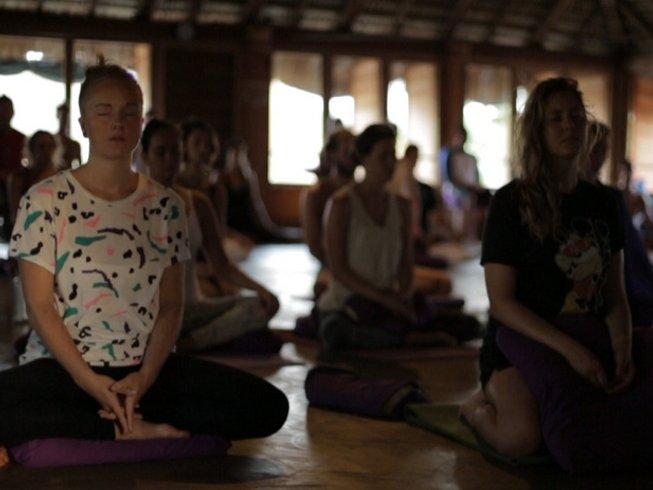 12-Daagse Stille Meditatie en Yoga Retraite in Oaxaca, Mexico
