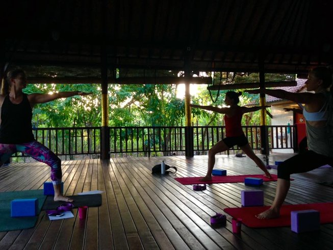 30 Days 200-Hour Vinyasa Yoga Teacher Training in Bali, Indonesia