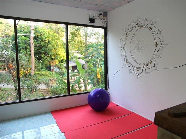7 Days Premium Detox, Meditation, and Yoga Retreat in Koh Phangan, Thailand