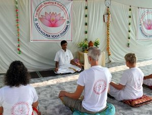 7 Tage Yoga und Meditations Retreat in Goa, Indien