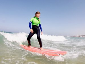 7 Days Children Summer Surf Camp in Andalusia, Spain