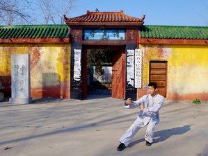 4 Months Shaolin Kung Fu Training in Shandong Sheng, China