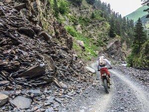 6 Days From Khevsureti to Tbilisi Motorcycle Tour in Georgia