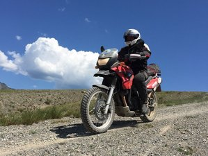11 Day Lake Baikal Guided BMW Motorcycle Tour in Siberia, Russia