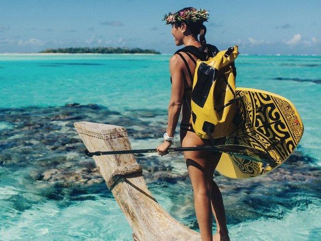 6 días retiro de yoga manifiéstate en el paraíso en Aitutaki, Islas Cook