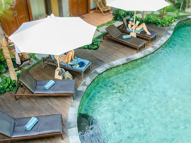 15 Days Zest for Life Detox and Yoga Retreat in Bali