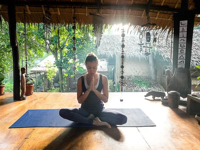 3 Days Detox and Wellness Yoga Retreat in Philippines