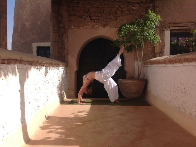 8 Days Blissful Yoga and Spa Retreat in Morocco