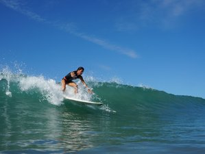 10 Day Budget Yoga and Surf Adventure in Santa Teresa, Puntarenas Province with PuraVida Surfers