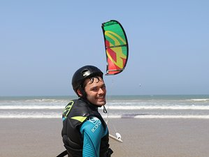 3 Day Kitesurf Camp and Yoga Holidays with Mogasurf in Essaouira